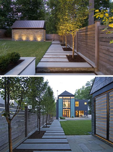 backyard walkway 14 modern walkways and paths that are creative and functional contemporist