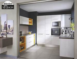 decoration petite cuisine 2016 With idee peinture salon cuisine ouverte