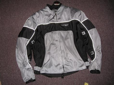 Fly Racing Coolpro Ii 2 Motorcycle Jacket Mesh Mens 2xl
