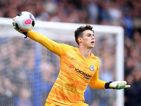 Lampard defends Kepa after his error against Newcastle ...