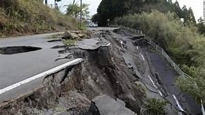Japan quakes: Drone shows widespread landslides - CNN