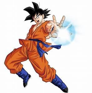 Goku Dragon Ball Z Art Silk Poster 24x32 Inch Door Home