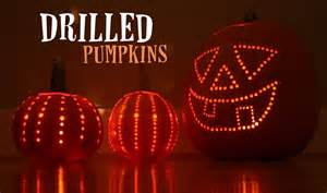 drilled pumpkins repeat crafter me