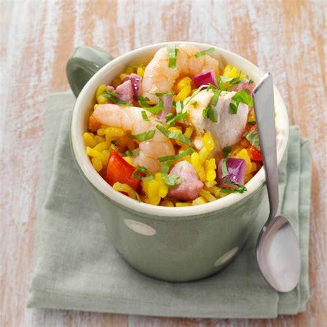 minute facile cuisine paëlla minute facile et pas cher recette sur cuisine