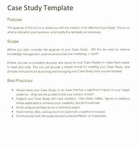 how to write a case study with examples at kingessaysc With case studies format template