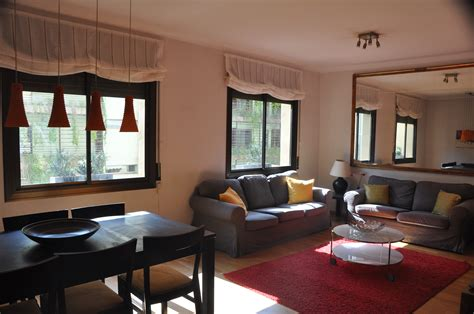 Furnished 3 Bedroom Apartment For Rent In Paseo De Gracia