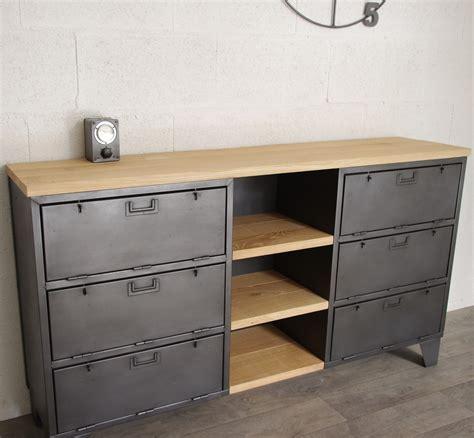 casier bureau rangement meuble rangement casier free produits votre slection with