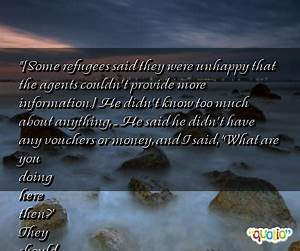 Refugees Quotes... Jewish Refugees Quotes