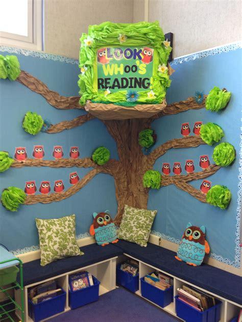 reading corner with owl theme it ikea bookshelves 457   8d03cb4eb59d908e4c8cf87994e2cc1a