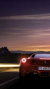 Red Cool Sports Car 2 IPhone 5 Wallpapers Top IPhone 5