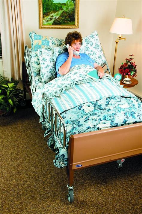 Hospital Bed Rental by Hospital Bed Semi Electric Rent 30 Day Hospital