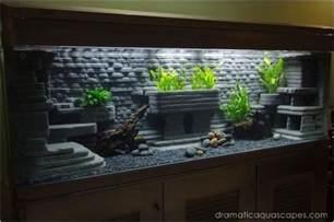dramatic aquascapes diy aquarium http doityourselfcollections aquariums