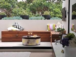 Lounge Möbel Kleiner Balkon : kleiner balkon als erweiterung kleinen wohnzimmer wohnideen einrichten ~ Bigdaddyawards.com Haus und Dekorationen