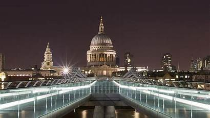 Cathedral St Pauls Architecture London Background Kingdom