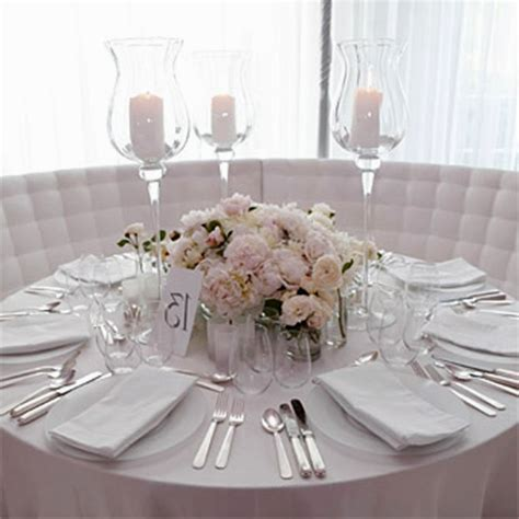 white table decorations for weddings wedding centerpiece ideas for tables decorating of 1357