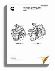 Cummins Industrial B3 9 B4 5 And B5 9 Series Engine