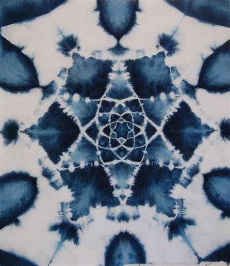 indigo shibori tie dye all is well shibori tie dye mandala