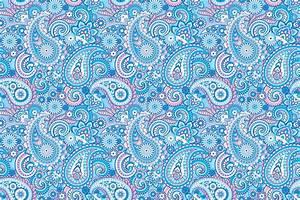pattern pattern indian cucumber paisley blue HD wallpaper