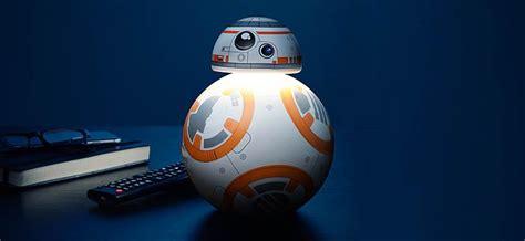 Star Wars BB-8 desk lamp shines at your touch - SlashGear