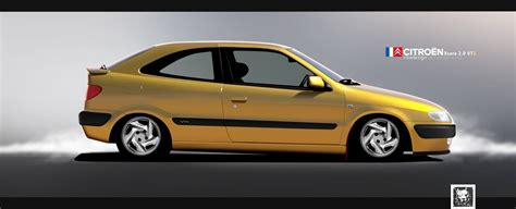 siege xsara vts citroen xsara vts by ribadesign on deviantart