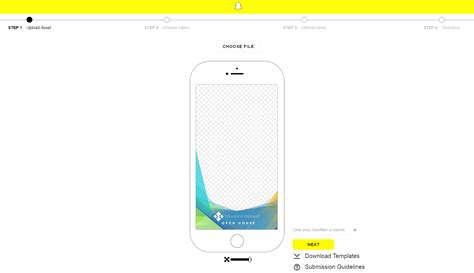 Snapchat Geofilter Template Create Your Own Geofilter For Snapchat