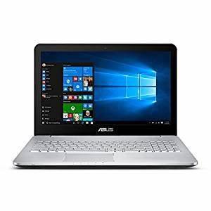 "Amazon.com: ASUS VivoBook Pro N552VW Laptop 15.6"" 4K UHD ..."