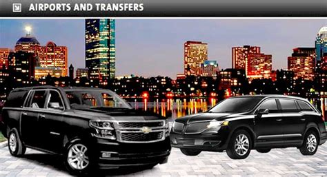 On Limo Service by Boston Limo Service Rate Look Up Reservation