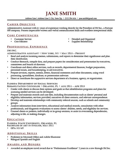 Basic and Simple Resume Templates | Free Download | Resume Genius