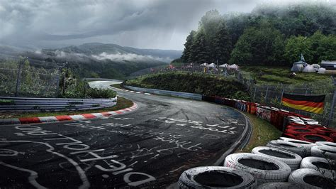 F1 Weekly Roundup: Possible Nurburgring Return, TV ...