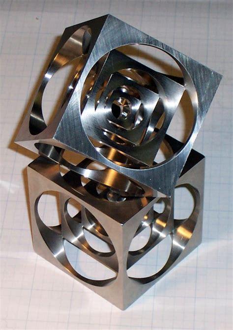 cnc turners cube creative cnc project