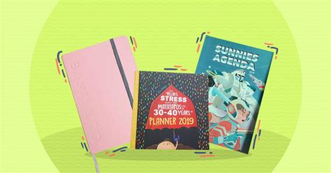 Here Is Your Guide To All The 2019 Planners