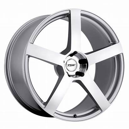 Alloy Wheels Tsw Panorama Silver Wheel Rim