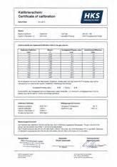 Schweißnaht Berechnen : dokumentation kalibrierung hks prozesstechnik gmbh ~ Themetempest.com Abrechnung