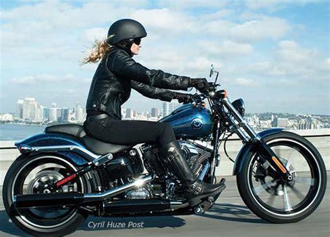 Women To Enjoy Motorcycles