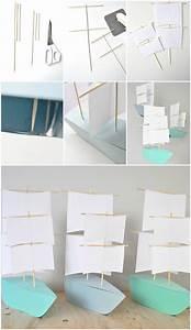 Origami Bateau à Voile : bateau papier best et voil votre origami bateau est prt ~ Dode.kayakingforconservation.com Idées de Décoration