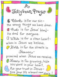 free easter speeches for youth the jellybean prayer free printable happy home fairy