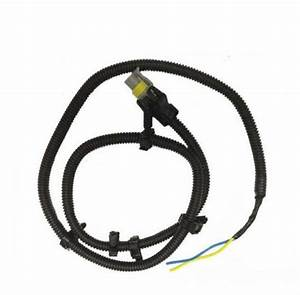 New Multifit Abs Wheel Speed Sensor Wire Harness Plug Pigtail 10340314 For Gm