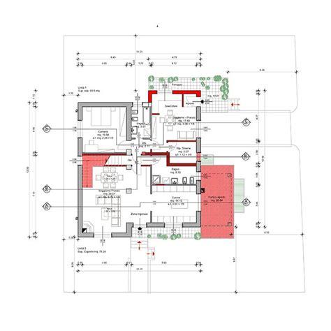 Pianta Casa Unifamiliare by Liamento Casa Unifamiliare In Provincia Di Verona