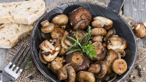 Cooking with Australian mushrooms   The NEFF Kitchen