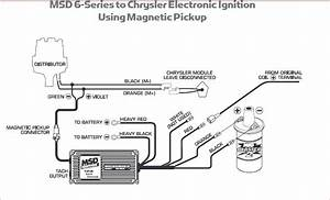 Msd 6al Wiring Diagram Mallory Distributor P 9000