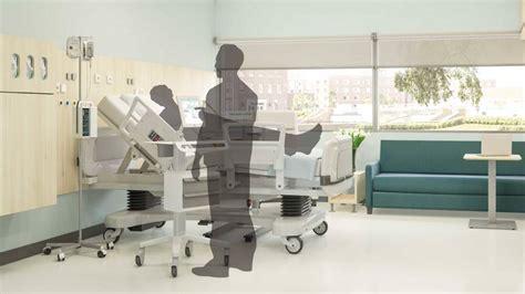 hopital chambre imaginons la chambre du patient de l hôpital de demain l