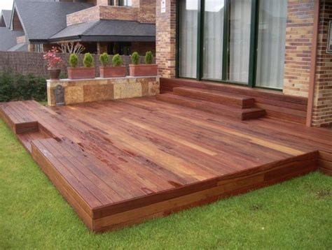 Best 25+ Platform Deck Ideas On Pinterest  Low Deck