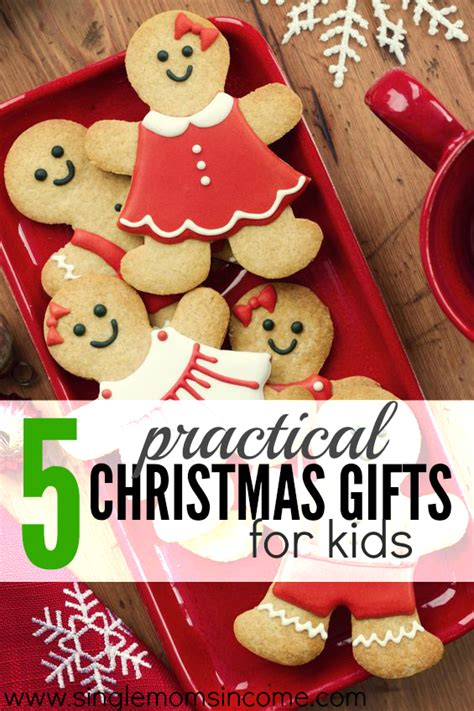 5 practical christmas gifts for kids single moms income