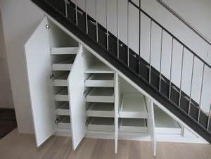Treppe Mit Schubladen : einbauschrank unter der treppe ihr traumhaus ideen ~ Michelbontemps.com Haus und Dekorationen