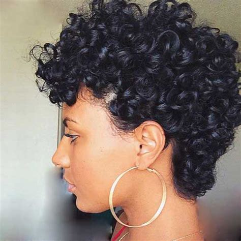 naturally curly short hairstyles short hairstyles