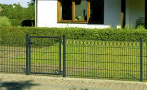 Gartenzaun Metall Günstig. gartenzaun aus metall in verschiedenen ...