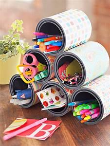 Mission 2 Organize 20 DIY Organizing Products Using