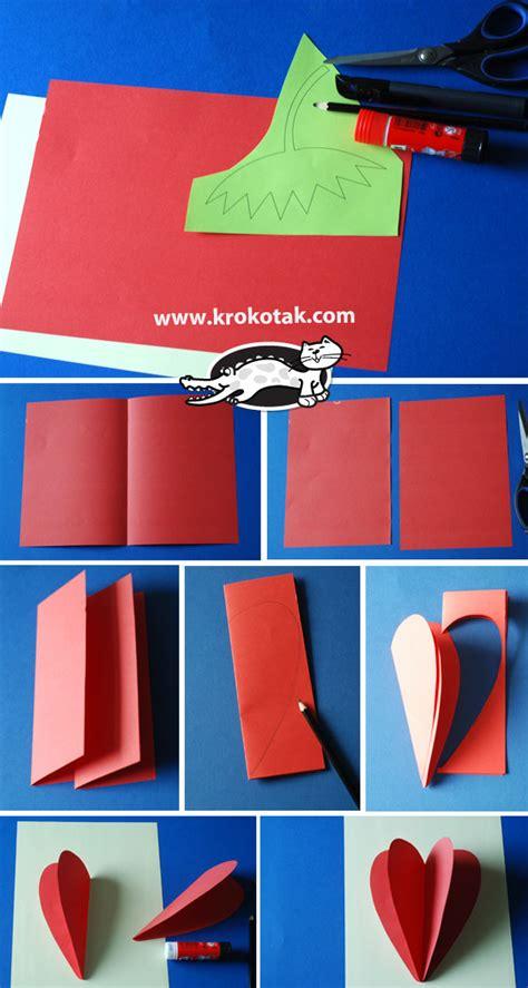 Krokotak  Strawberry Paper Craft