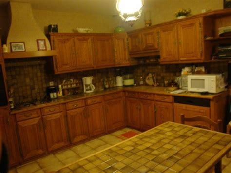 rajeunir cuisine une cuisine la renovation de meubles sans le decapage