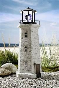 Leuchtturm Für Den Garten : xxl solar leuchtturm led garten beleuchtung au en deko mit drehfunktion 59cm neu ebay ~ Frokenaadalensverden.com Haus und Dekorationen